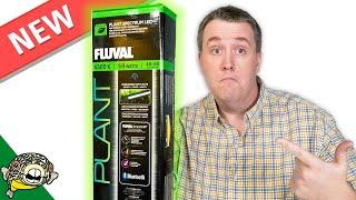 MY NEW FAVORITE LIGHT! Fluval Plant Spectrum 3.0 LED Light Review