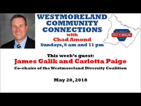 Westmoreland Community Connections: May 20, 2018
