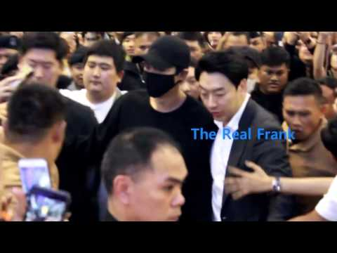[FANCAM] 170208 Lee Min Ho gets attacked by fans