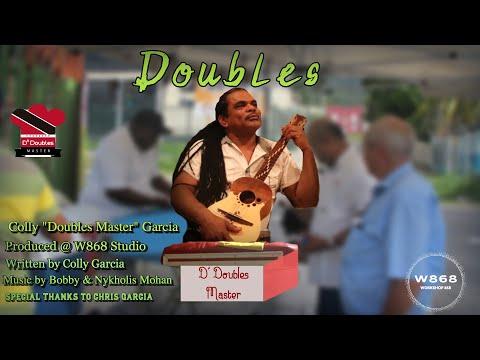 """Doubles Parang - Colly """"Doubles Master"""" Garcia X W868 Studio"""