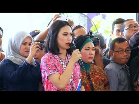 PGN, Perusahaan Gas Negara: Peresmian Rusun Marunda HD Sugi