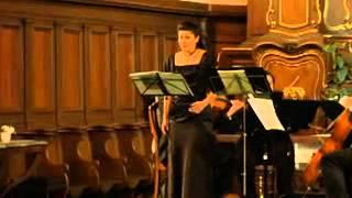 Anne Renouprez Concert-Hommage en l