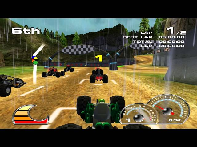 Drome Racers PC Gameplay HD