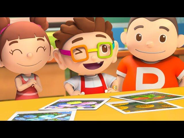第九集「色彩加減法 」—【咚咚仔3D動畫系列】第二季