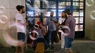 İstanbul Taksim İstiklal caddesi müzik şarkı USULLU sabit ye vılfi اسطنبول تكسيم الفنان التركي ثابت