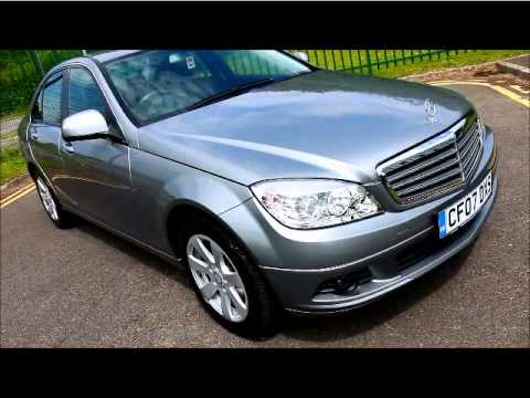 2007 mercedes c class c200 kompressor se new model! + big spec
