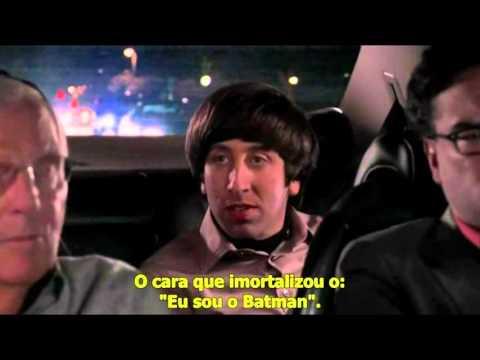 Adam West em The Big Bang Theory nº 200