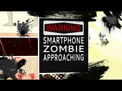 Smartphone Zombie  By Gentlemen of Rock and Roll