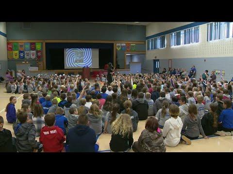 School Visit: West Hempfield Elementary School