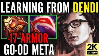 Solar + Desolator Deadly Combo Build -17 Armo Gameplay by Miracle Dota 2