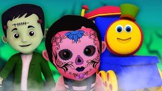 ha ha ha itu halloween | lagu halloween | Ha Ha Ha Its Halloween | Songs For Halloween | Scary Rhyme