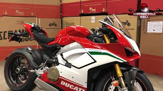 2018 Ducati Panigale V4 Speciale | #28 Unboxing