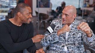 "Tyson Fury FINALLY DEFINES ""Lineal Champion"" & GYPSY CULTURE!"