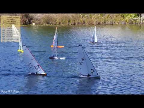 QUEENSLAND DF65 CHAMPIONSHIP Race 9 A Fleet