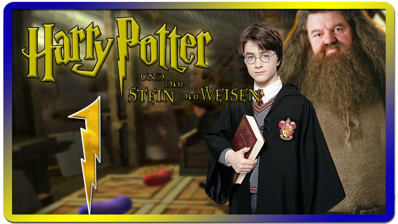 Harry Potter Und Der Stein Der Weisen Part 1 Willkommen In Der Zaubererwelt Youtube
