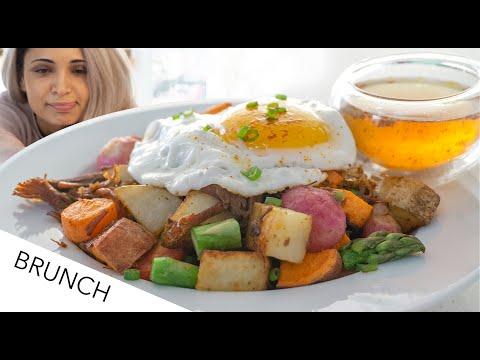 Italian Brunch   Healthy and hearty breakfast