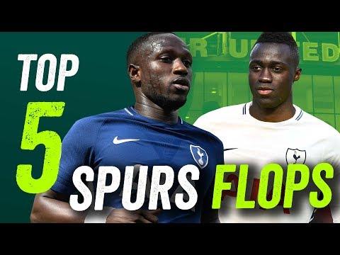 Tottenham transfer FLOPS: New signing Davinson Sánchez a MISTAKE?