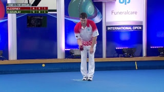 Co-Op Funeralcare International Open 2018 - Day 4 - Game 17+18