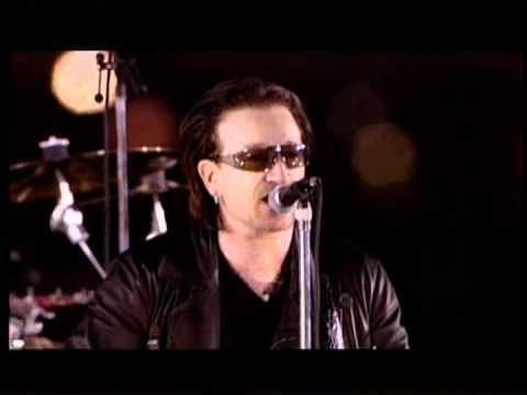 U2 - She's A Mystery To Me