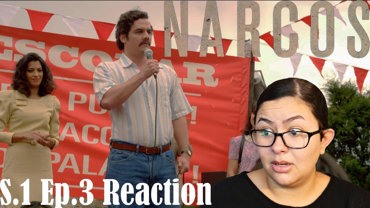 "Download Narcos Season 1 Ep.3 - ""The Men of Always"" Reaction"