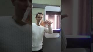 Фокусы с Ильей Ларионовым