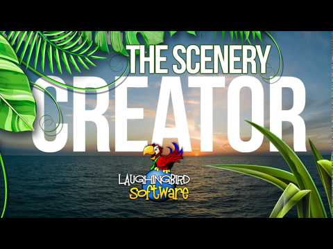 The Scenery Creator - Templates and Graphics by Laughingbird Software
