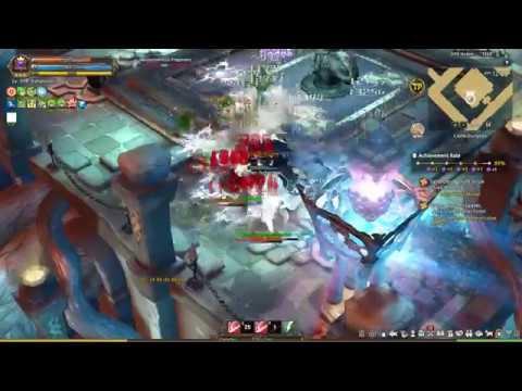 [TOS] Dungeon Lv300 (Solo) | Sorcerer C2 Necro3