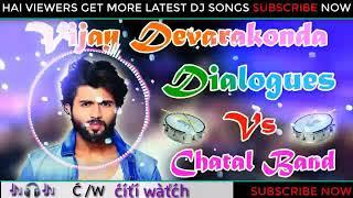 vijay devarakonda dailoge v/s fasak song remix dj