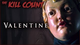 Valentine (2001) KILL COUNT