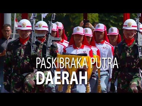 NET JATENG - PASKIBRAKA PUTRA DAERAH