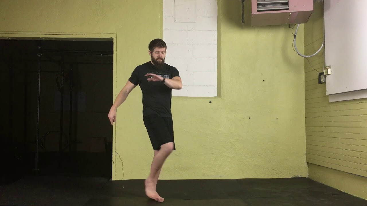 Download How to do the Carioca for Warm-Up