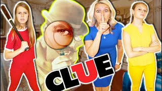Life-Size CLUE!!!