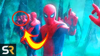 10 Hidden Endgame References You Missed in Spider-Man: Far From Home
