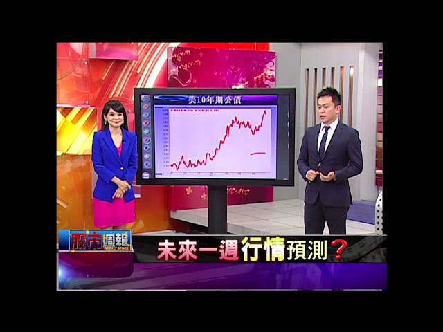 【股市周報-非凡商業台曾鐘玉主持】20180429part.3(陳杰瑞)