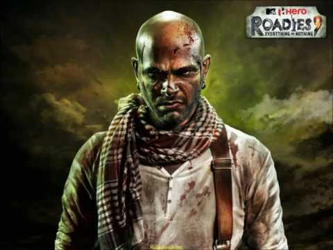 Manmaani  Agnee Feat Raghu Ram WITH LYRICS The Roadies 9 Theme Song