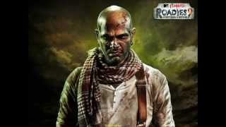 Manmaani - Agnee Feat Raghu Ram WITH LYRICS The Roadies 9 Theme Song