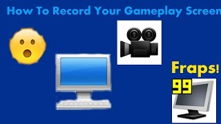 How to record your Gameplay screen [NO LAG] 2016/2017!
