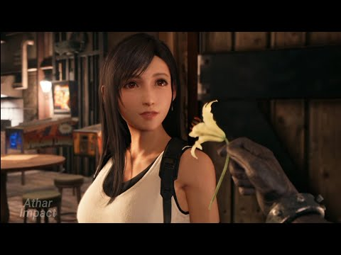 Final Fantasy 7 Remake | Home Sweet Slum #1 Satu kost sama Tifa!