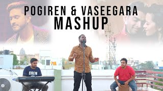 Pogiren x Vaseegara Mashup | A R Anandh | V R Vignesh | Harris Jayaraj | DDC | Tamil
