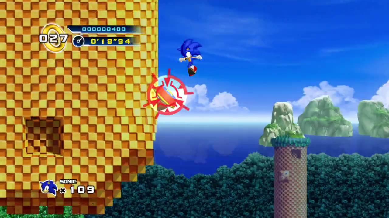Download Sonic the Hedgehog 4 Episode 1 - Splash Hill Zone