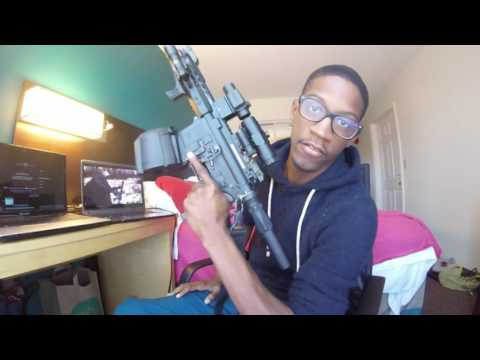 United States Black Nationalist Presents Gun Reveal and Free Classes!