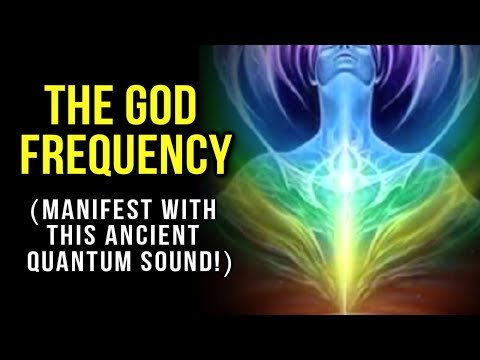 The Most POWERFUL Visualization Technique to MANIFEST Fast! (The God Frequency) Law Of Attraction