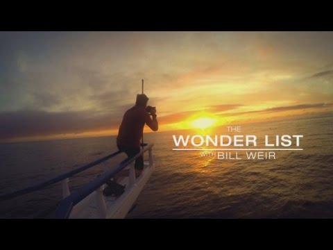 The Wonder List with Bill Weir Trailer