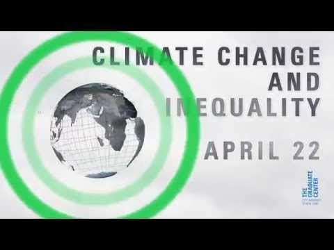4/22 - Inequality and Climate Change: Joseph Stiglitz and Nicholas Stern in Conversation