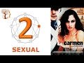 Eneatipo 2 SEXUAL - Subtipos - Femme fatal - Por Jordi Pons