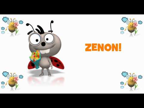 Felicidades Zenon Youtube