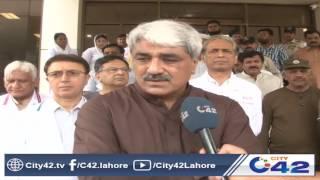 Khawaja Salman Rafique visits Jinnah Hospital Lahore
