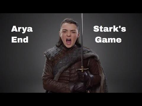 Arya Stark's end game