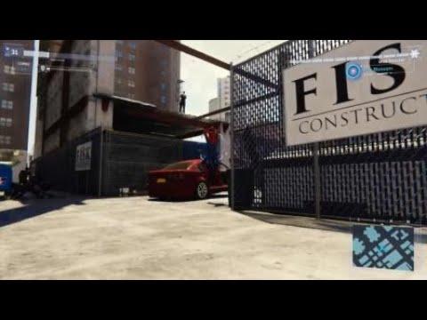 Marvel's Spider-Man: Ghost Man