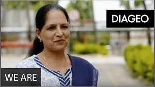 We Are Diageo | Meet Priya Kumar, Commercial Manager, USL | Bangalore, India | Diageo